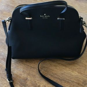 EUC KATE SPADE New York ♠️ Cross Body Bag | Black